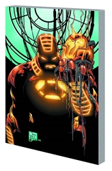 Picture of Iron Man By Joe Quesada SC