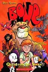 Picture of Bone Quest For the Spark SC Novel Book 03