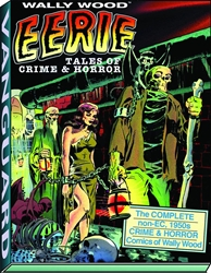 Picture of Wally Wood Eerie Tales of Crime and Horror SC