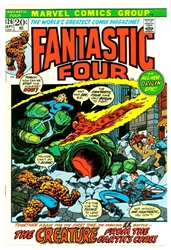 Picture of Fantastic Four #126