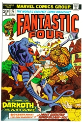 Picture of Fantastic Four #142