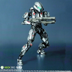 Picture of Halo 4 Play Arts Kai Spartan Sarah Palmer Action Figure