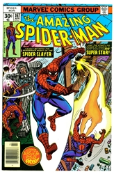 Picture of Amazing Spider-Man #167