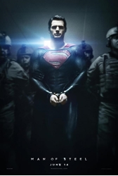 Picture of Man of Steel 1-Sheet