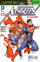 Picture of Action Comics (2011) #17 Dodson Cover
