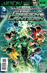 Picture of Green Lantern #17 (Wrath)