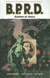 Picture of BPRD TP VOL 07 Garden of Souls