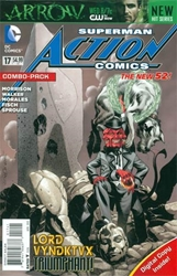 Picture of Action Comics (2011) #17 Combo Pack