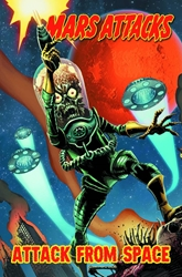 Picture of Mars Attacks Vol 01 SC Attack From Space