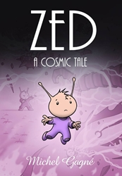 Picture of Zed a Cosmic Tale TP