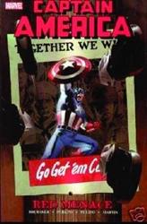 Picture of Captain America Red Menace Vol 02 SC