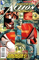 Picture of Action Comics (2011) #18