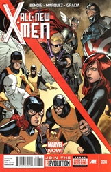 Picture of All-New X-Men #8