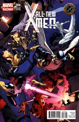 Picture of All-New X-Men #8 50th Anniversary Cover