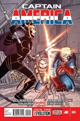 Picture of Captain America (2013) #5