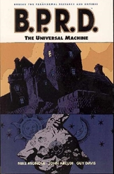 Picture of BPRD TP VOL 06 Universal Machine