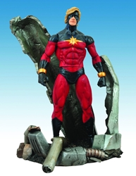 Picture of Captain Marvel Marvel Select Action Figure