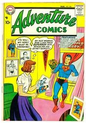 Picture of Adventure Comics #246