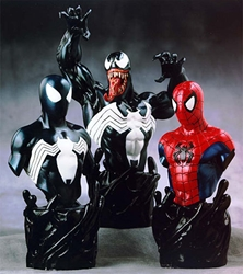 Picture of Venom Mini-Bust Triple Pack