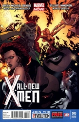 Picture of All-New X-Men #5 2nd Print