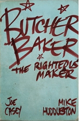 Picture of Butcher Baker Righteous Maker HC