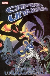 Picture of Captain Universe Power Unimaginable SC