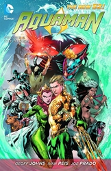 Picture of Aquaman (2011) Vol 02 HC Others