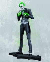 Picture of Joker Arkham City Statue