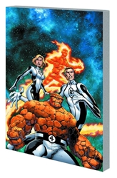 Picture of Fantastic Four (2013) Vol 01 SC New Departure New Arrivals