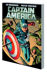 Picture of Captain America by Ed Brubaker Vol 03 SC