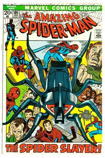 amazingspiderman105