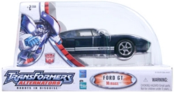 Picture of Transformers Alternators Robots In Disguise Ford GT Mirage