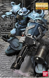 Picture of Gundam 08th MS Team Gouf Custom MG Model Kit