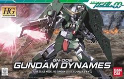 Picture of Gundam 00 Gundam Dynames HG Model Kit
