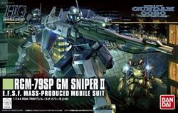 Picture of Gundam 0080 GM Sniper II HG Model Kit