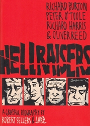 Picture of Hellraisers Graphic Biography SC
