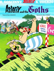 Picture of Asterix Vol 03 SC Asterix and the Goths