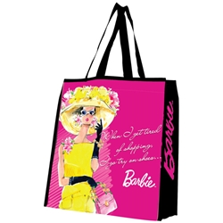 Picture of Barbie Large Recycled Shopping Tote