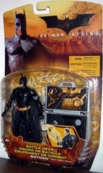 Picture of Batman Begins Battle Gear Action Figure