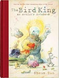Picture of Bird King an Artist's Notebook by Shaun Tan HC