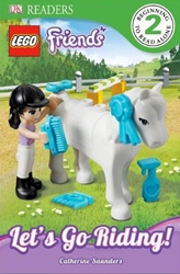 Picture of DK Readers Level 2 LEGO Friends Let's Go Riding