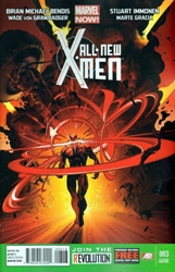 Picture of All-New X-Men #3 3rd Print