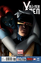 Picture of All-New X-Men #7 2nd Print