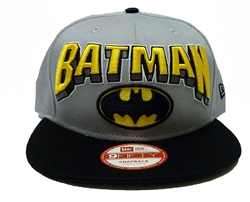 Picture of Batman Hero Block 9Fifty Snapback Cap M/L