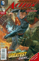 Picture of Action Comics (2011) #19 Combo Pack