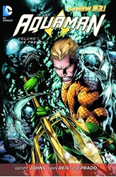 Picture of Aquaman (2011) TP VOL 01 Trench