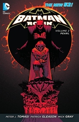 Picture of Batman and Robin (2011) Vol 02 HC Pearl