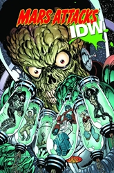 Picture of Mars Attacks IDW SC