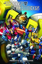 Picture of Transformers Robots In Disguise Ongoing Vol 03 SC