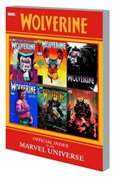 Picture of Wolverine Official Index To Marvel Universe GN TP